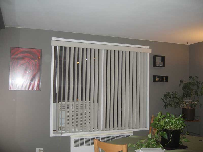 Vertical Blinds Los Angeles