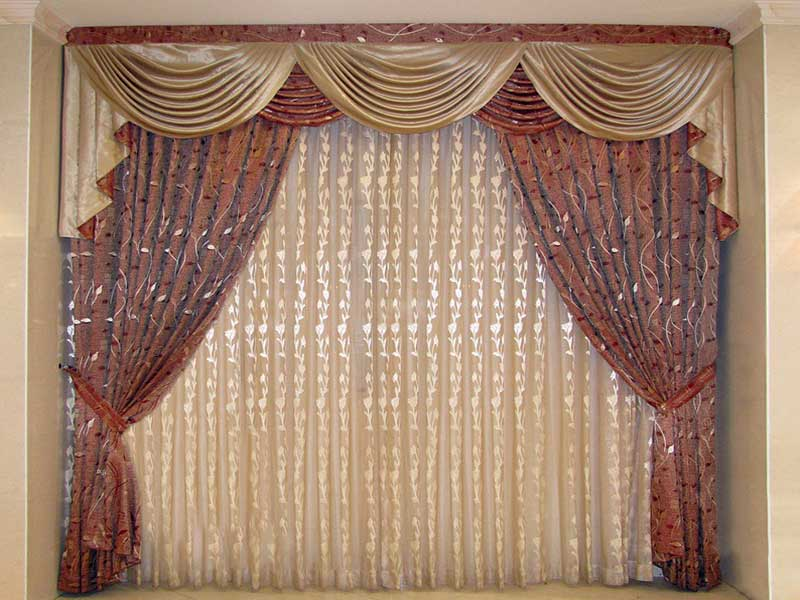 Ripple Fold Drapes Los Angeles